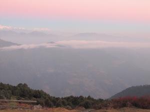 Niebo w Himalajach